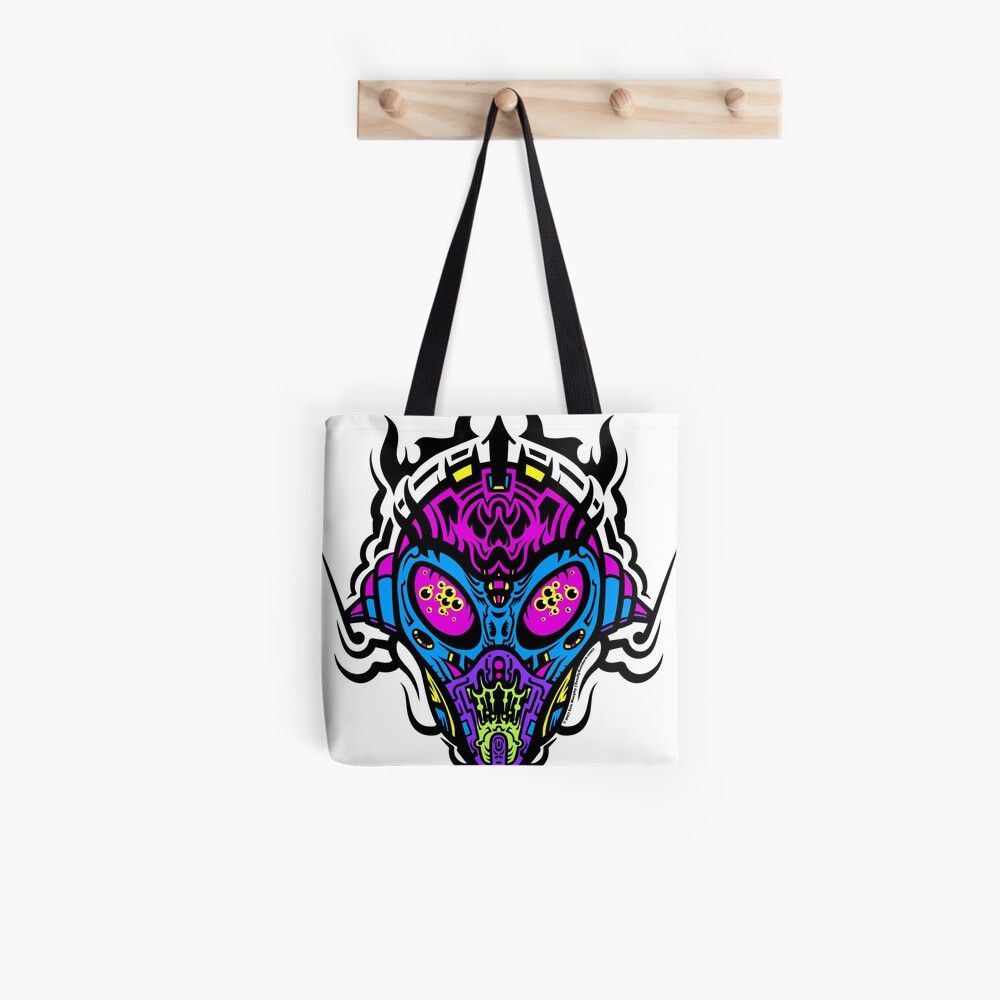 Stranger Still - The Pretty Colors Tote Bag