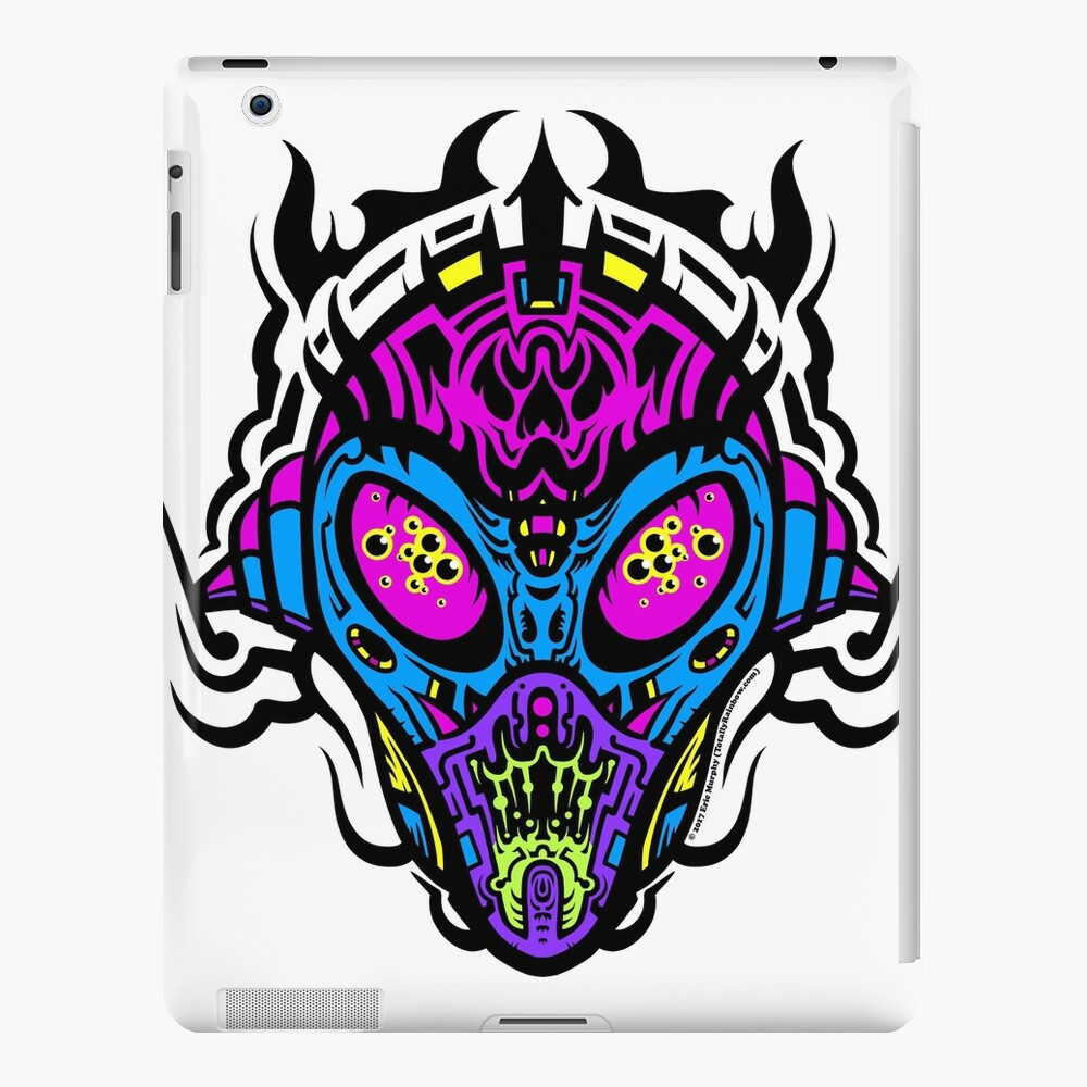 Stranger Still - The Pretty Colors iPad Case & Skin