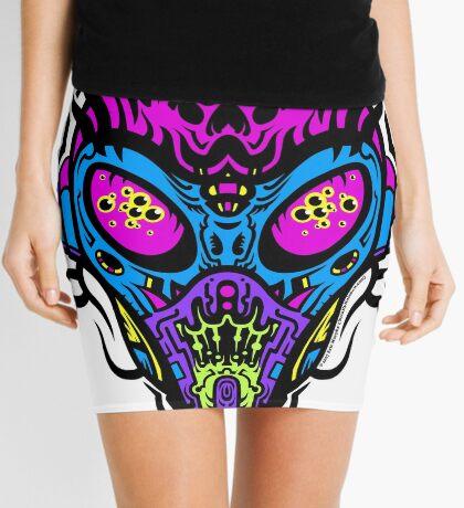 Stranger Still - The Pretty Colors Mini Skirt
