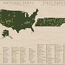 US National Parks - Tennessee by FinlayMcNevin