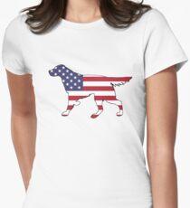American Flag – Setter T-Shirt