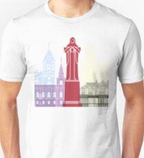 Huelva skyline poster Unisex T-Shirt