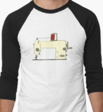 Sewing machine Men's Baseball ¾ T-Shirt