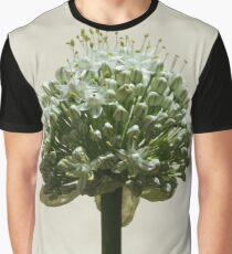 Onion flower Graphic T-Shirt