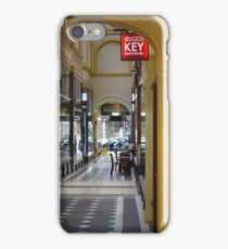 Waiting for custom - Melbourne iPhone Case/Skin
