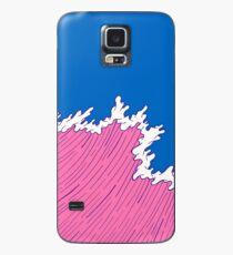 Sea Swell Case/Skin for Samsung Galaxy