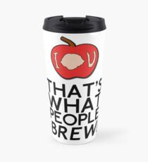 That's What People BREW Travel Mug