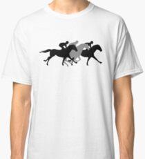 horse race Classic T-Shirt