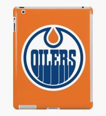 Edmonton Oilers iPad Case/Skin