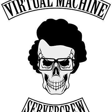 Virtual Machine Color Parody von Exilant