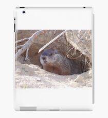 Mama Groundhog iPad Case/Skin