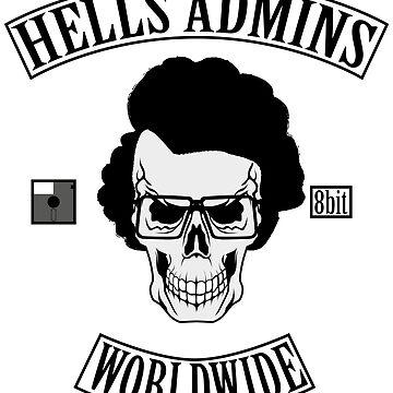 Hells Admins von Exilant