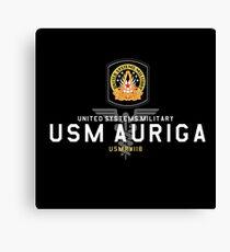 USM Auriga : Inspired by Alien Resurrection Canvas Print
