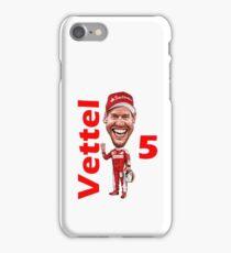 NEW 2017 Sebastian Vettel iPhone Case/Skin