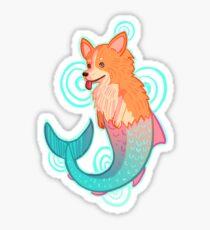 Merdog  Sticker