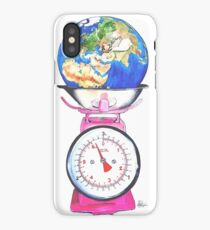 Wait of World iPhone Case/Skin