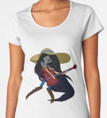 Marceline rocks Women's Premium T-Shirt