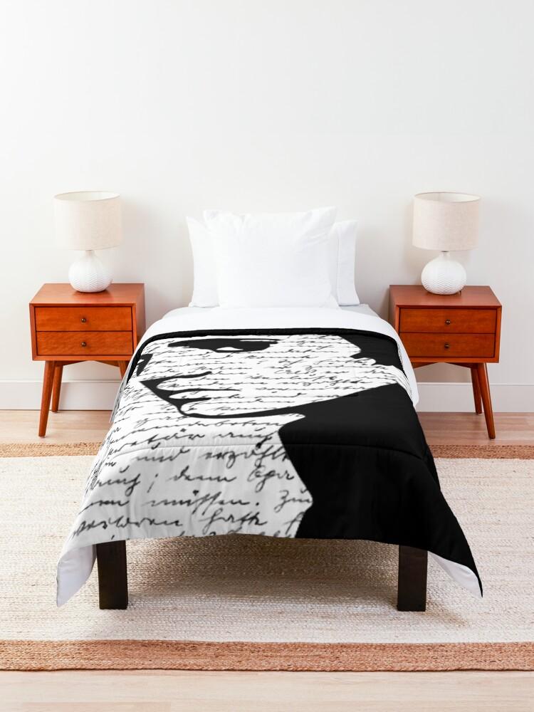 Alternate view of Elvis Comforter