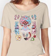 Eye Am Kawaii Krampus Women's Relaxed Fit T-Shirt