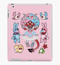 Eye Am Kawaii Krampus iPad Case/Skin