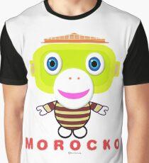 Morocko Graphic T-Shirt