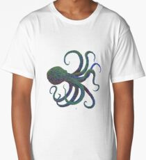 Octopus Long T-Shirt