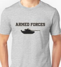 Armed Forces T-shirt T-Shirt