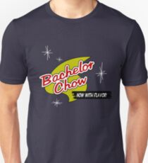 Bachelor Chow : Inspired by Futurama Unisex T-Shirt