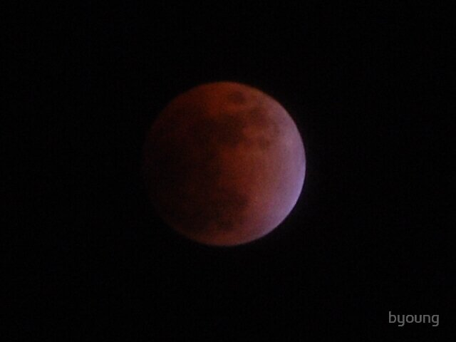 Red moon rising by byoung