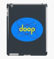 DOOP : Inspired by Futurama iPad Case/Skin