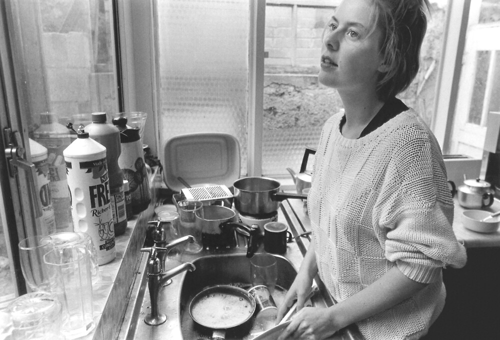 Kitchen Dreaming Cerca 1993 by Philip  Rogan