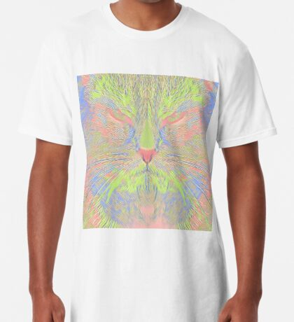Catishhhhh Long T-Shirt