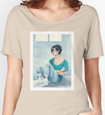jumin in blue Relaxed Fit T-Shirt