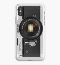 Canon Style Vintage Camera Cover Case Skin Iphone iPhone Case/Skin