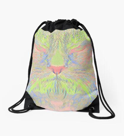 Catishhhhh Drawstring Bag