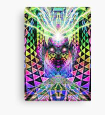 Entering another world Canvas Print