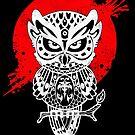 Owl Pattern by bykai