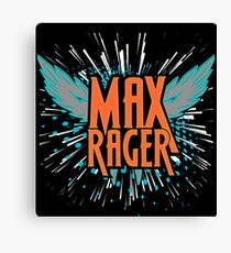 Max Rager : Inspired by iZombie Canvas Print