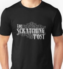 The Scratching Post : Inspired by iZombie Unisex T-Shirt