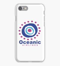 Oceanic Airlines : Inspired by Lost iPhone Case/Skin