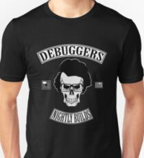 DEBUGGERS Color Parody Unisex T-Shirt
