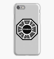 The Dharma Initiative : Inspired by Lost iPhone Case/Skin