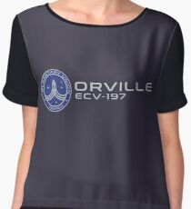 The Orville Women's Chiffon Top