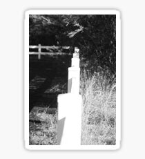 Fence #2 Sticker