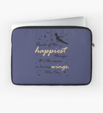 Think Of The Happiest Things Laptop Sleeve