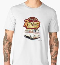 VW Bay Rusteze Men's Premium T-Shirt