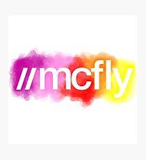 McFly Photographic Print