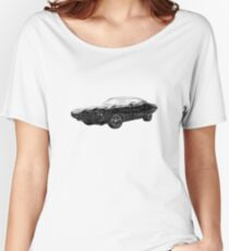 American muscle Women's Relaxed Fit T-Shirt