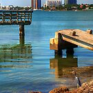 Broken Pier by photorolandi