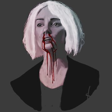 Sense 8 Bleeding Riley by superkintring